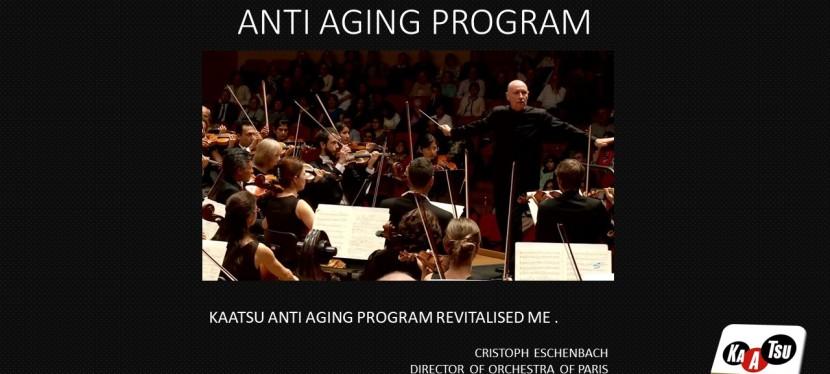 Anti Aging Training